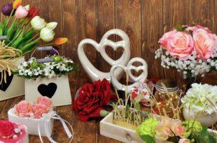 Blumenarrangements für Frühling und Sommer
