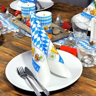 Tischband Stella Creme 15cm x 20m Rolle