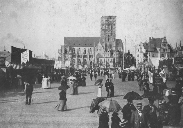 Oktoberfest (um 1900)
